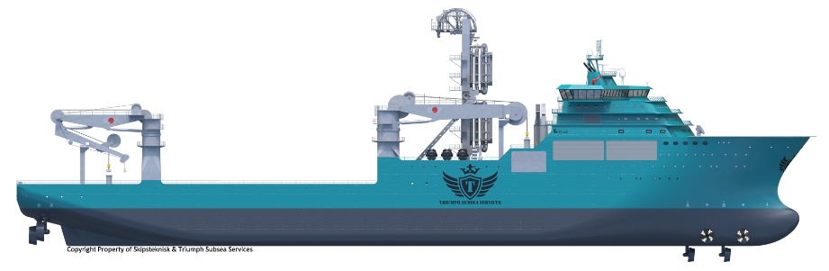 KONGSBERG to deliver state-of-the-art solutions for next-generation Field Development Vessel