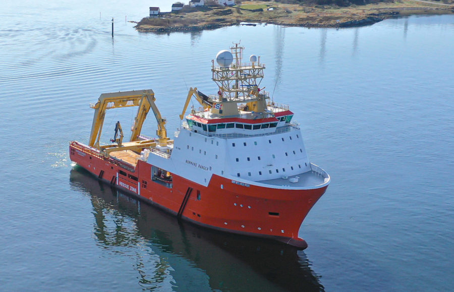 Solstad's Normand Ranger secures contract in Australia
