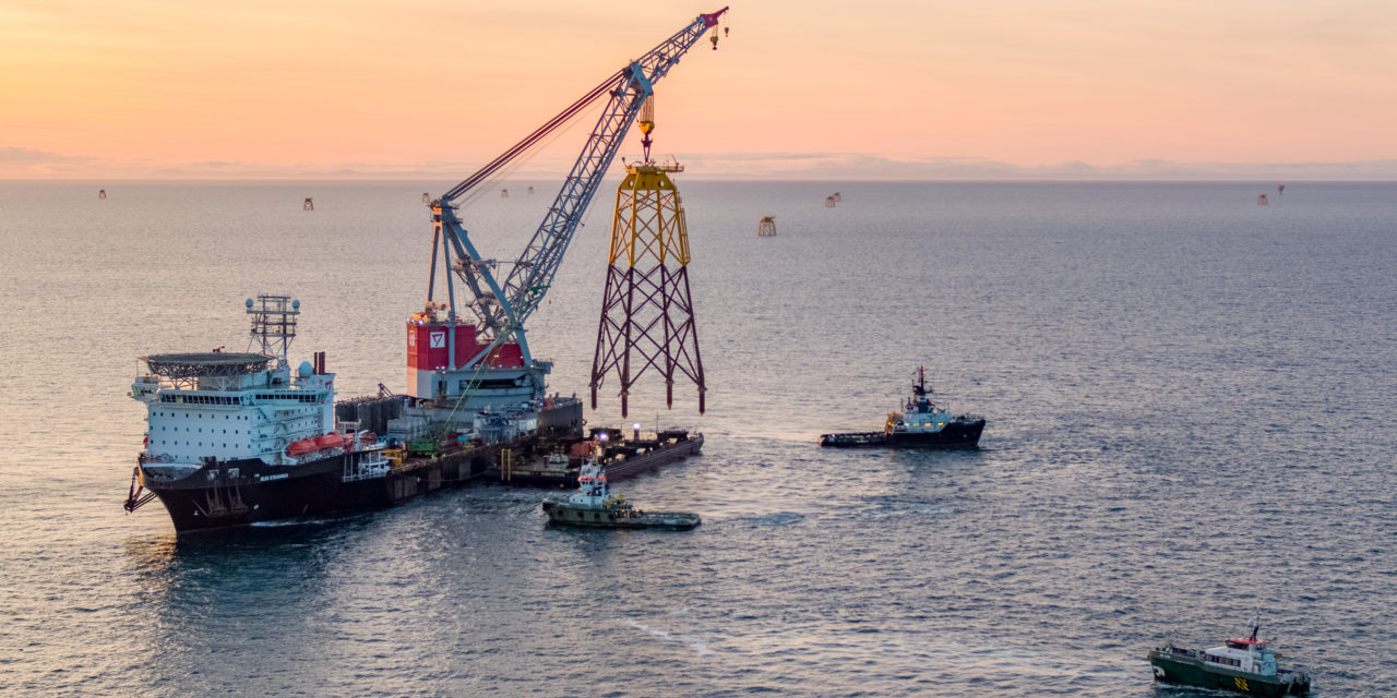 SSE Renewables signs exclusivity agreement with Acciona on Iberian offshore wind Joint Venture