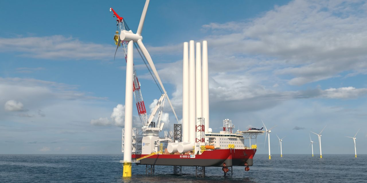 ABS to class first-ever Jones Act wind turbine installation vessel