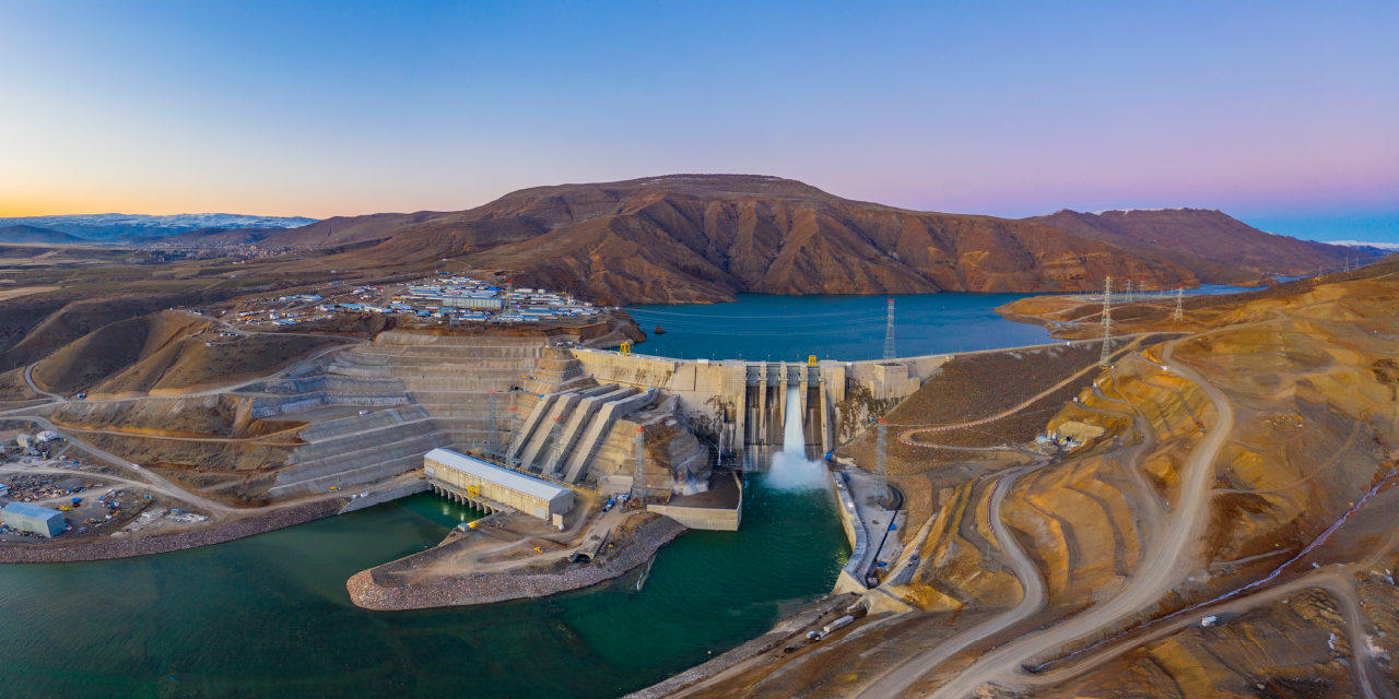 GE Renewable Energy completes new 500 MW Lower Kaleköy Hydropower plant in Turkey