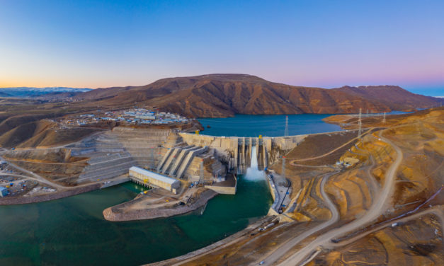 GE Renewable Energy completes new 500 MW Lower Kaleköy Hydropower plant in Turkey
