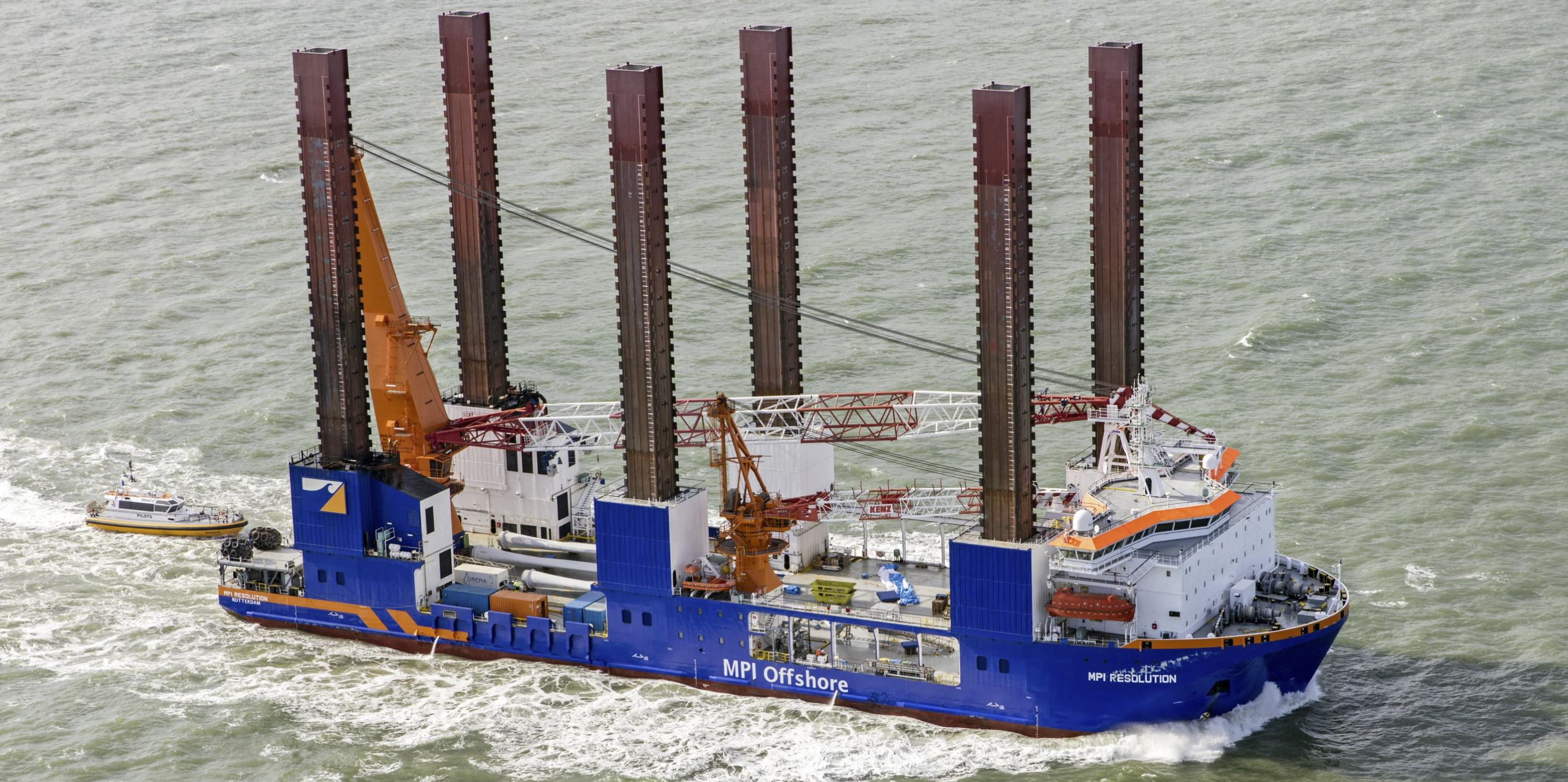 Vattenfall lands Van Oord 4-year O&M framework contract