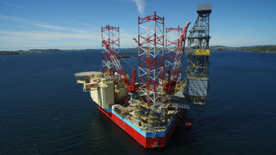 Maersk Drilling lands two-well contract with Aker BP for Maersk Integrator