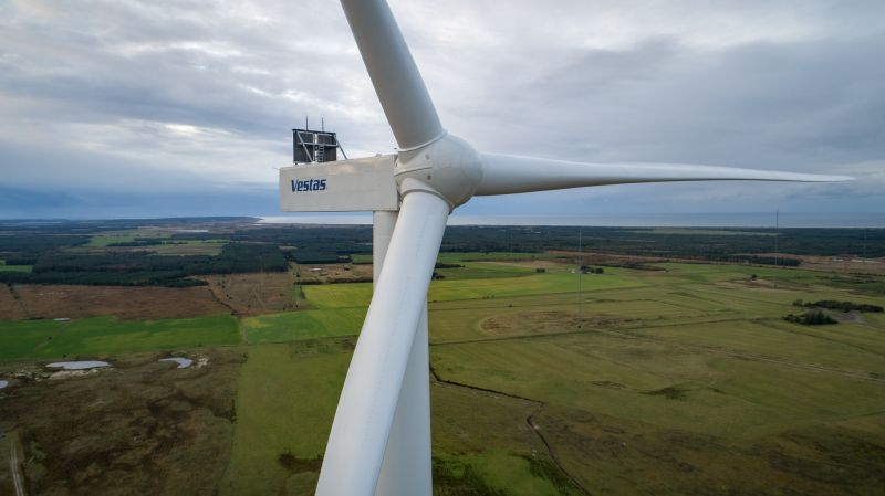 Vestas secures 126 MW EnVentus order in Ukraine