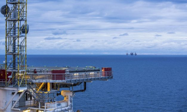 Minor gas/condensate discovery southwest of Sleipner Øst field