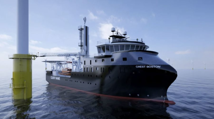 Crowley, ESVAGT to partner to add vessel and service capacity for U.S.