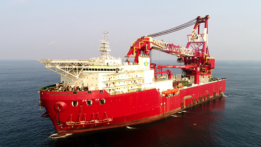 Saipem secures new contract from Qatargas