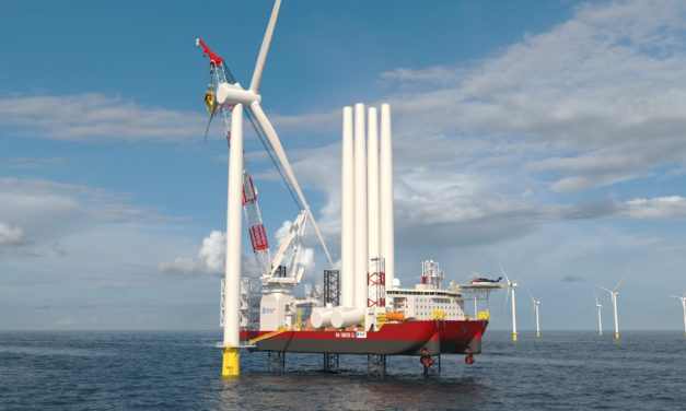 KONGSBERG secures wind vessel technology contract from Keppel