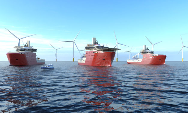 North Star Renewables to design and deliver service vessel fleet