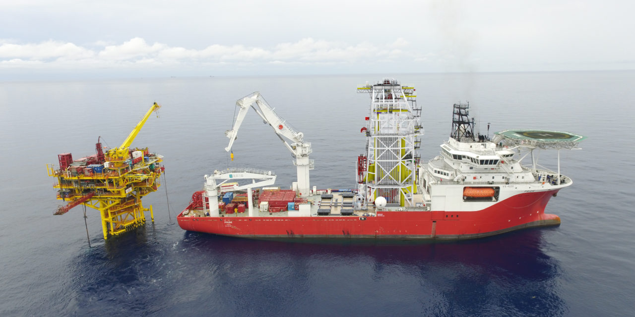 Expro and FTAI ocean LLC form exclusive well intervention vessel alliance
