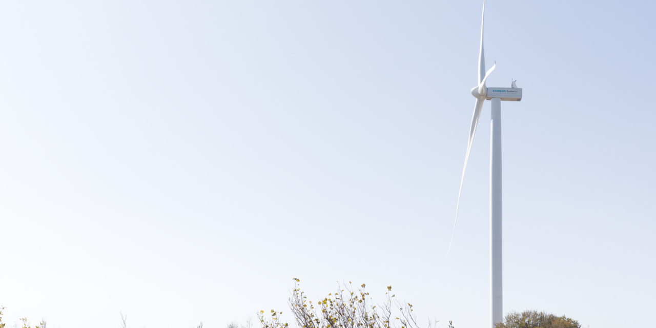 Siemens Gamesa and Repsol to install 120 MW across four wind farms