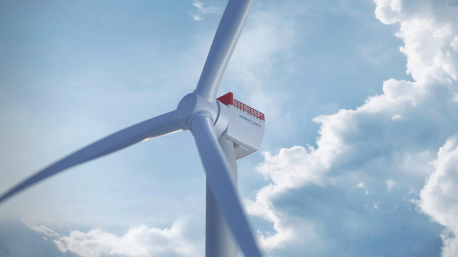 Siemens Gamesaselected to deliver 100 flagship 14 MW turbines