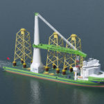 Keel laying marks an important milestone for 'Green Jade'