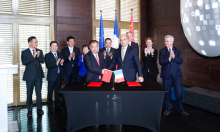 GTT extends collaboration with Beijing Gas Group