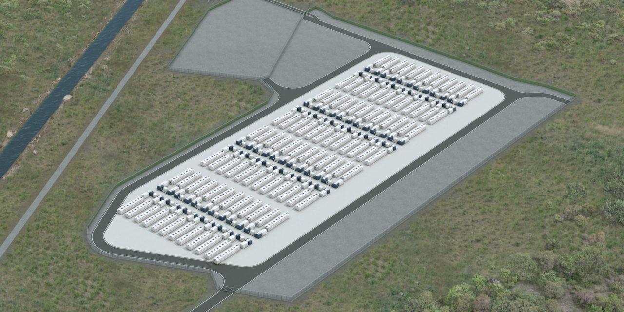 Wärtsilä to supply two major interconnected energy storage systems