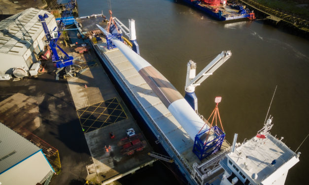 GE Renewable Energy plans new offshore wind blade manufacturing plant