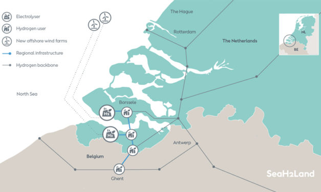 Ørsted to develop one of the world's largest renewable hydrogen plants