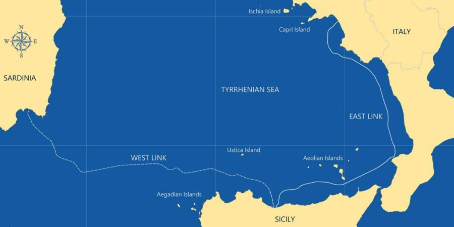 Fugro wins Terna survey contract for Tyrrhenian Link power cable project