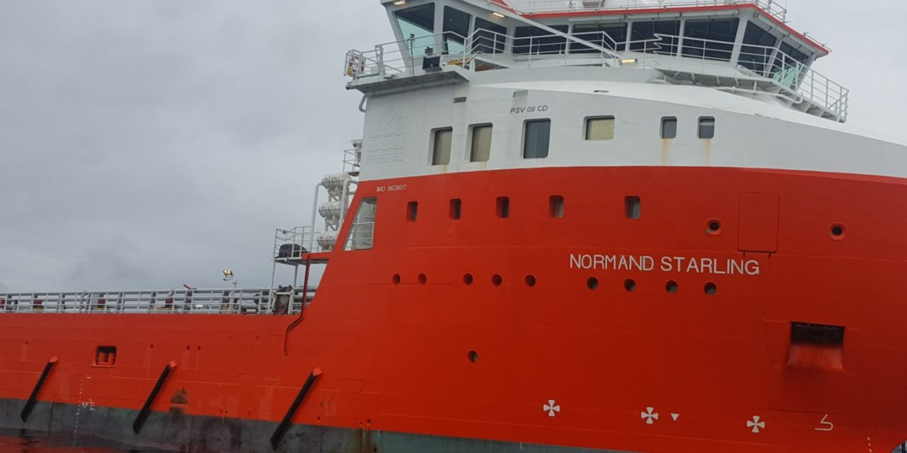 Solstad lands long-term contract with Shell Brasil for PSV