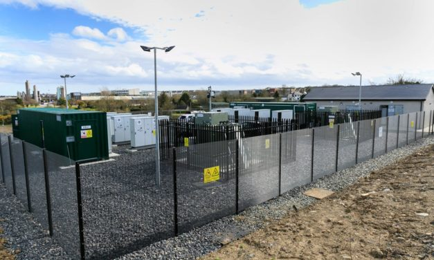 RWE Renewables' first European battery storage project goes live