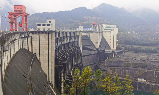 Hitachi ABB Power Grids to upgrade Geheyan hydropower plant