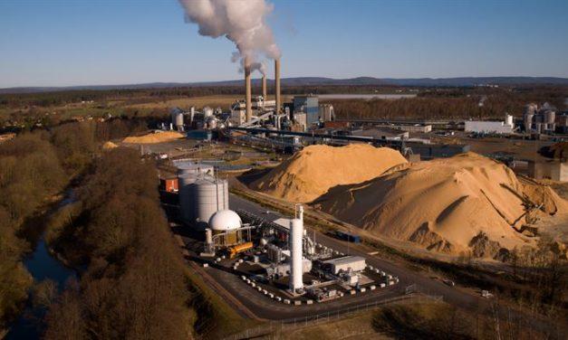 Gasum opens the Nymölla biogas plant