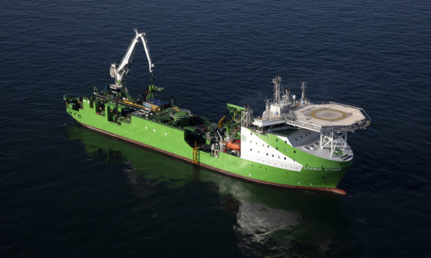 DEME wins floating offshore wind EPCI contract for the Leucate wind farm