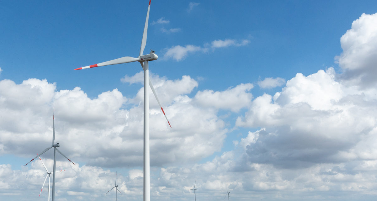 EDPR starts operation of Serracapriola wind farm in Italy