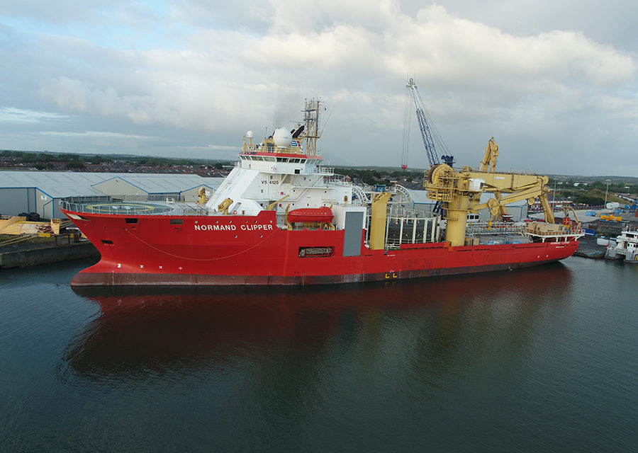Global Offshore completes cable installation campaign