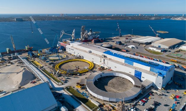Oceaneering wins contracts in excess of $135 million