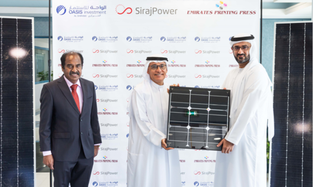 SirajPower solidifies position as preferred solar partner of UAE conglomerates