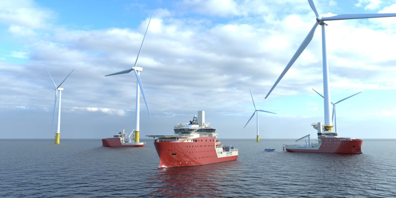 VARD wins North Star Renewables contract for three SOVs