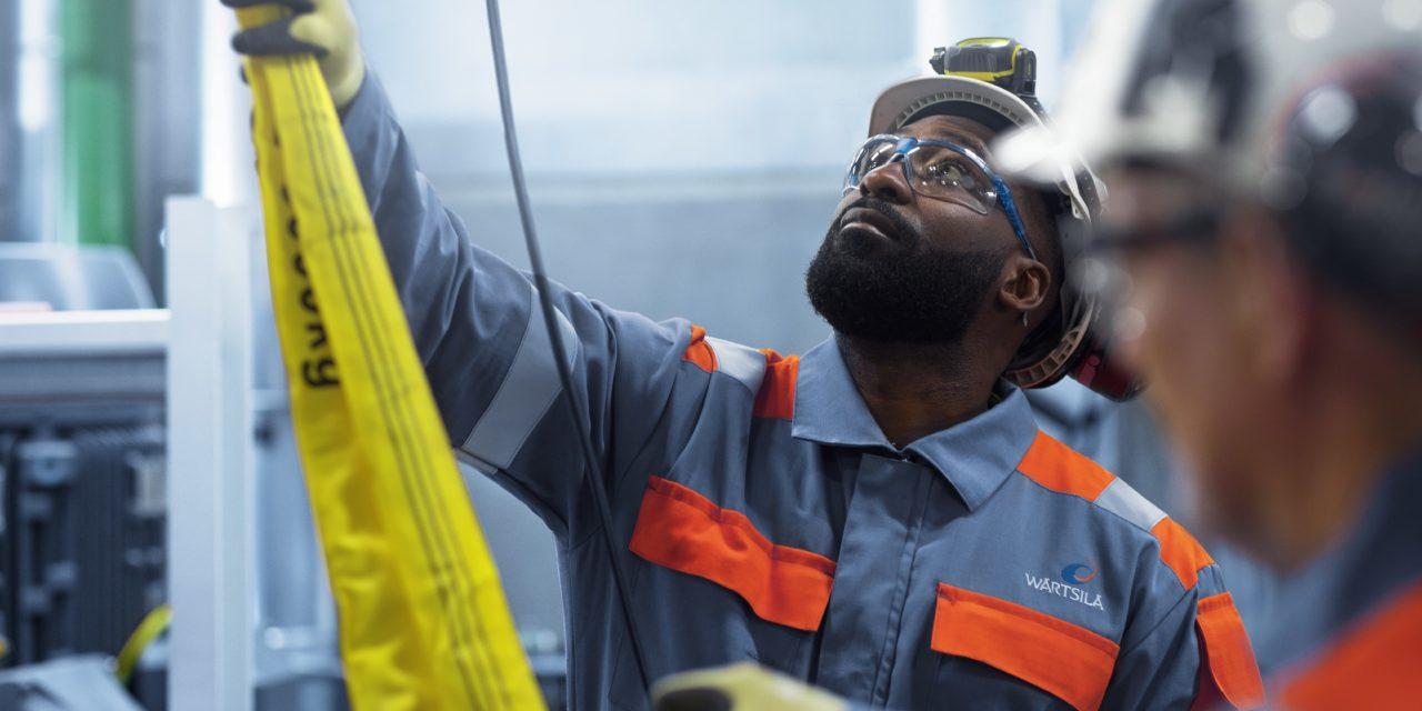 Wärtsilä signs Optimised Maintenance agreement with Nigerian supplier