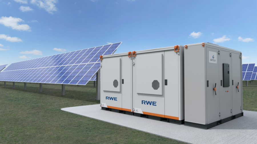 Energy storage project highlights Wärtsilä's technical capabilities