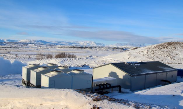 Climeon commissions additional Heat Power modules in Flúðir power plant