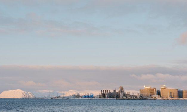 Revised start-up date for Hammerfest LNG
