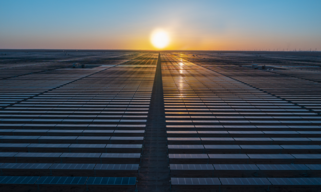 ACWA Power inaugurates KSA's first utility-scale renewable energy project