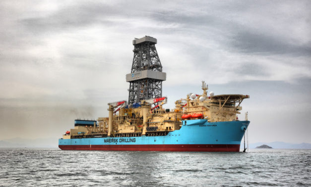 Maersk Drilling confirms long-term drillship contract with Tullow Oil