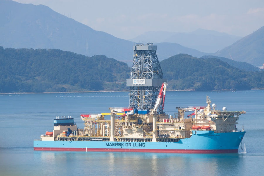 Maersk Drilling secures one-well ultra-deepwater exploration contract
