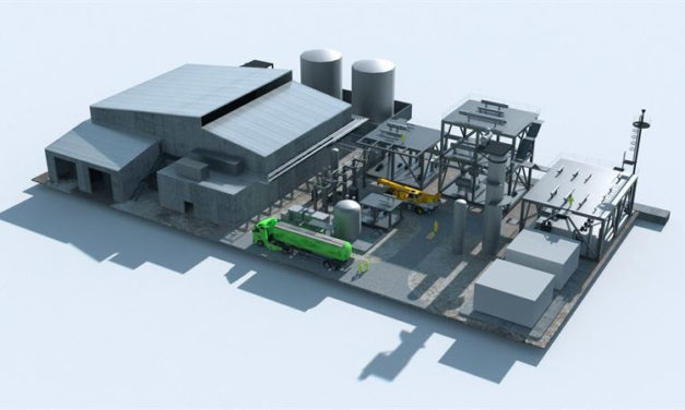 Aker Solutions wins FEED contract for e-Fuel plant in Norway