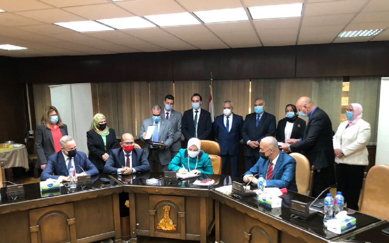 ACWA Power signs agreements for 200MW Kom Ombo PV plant