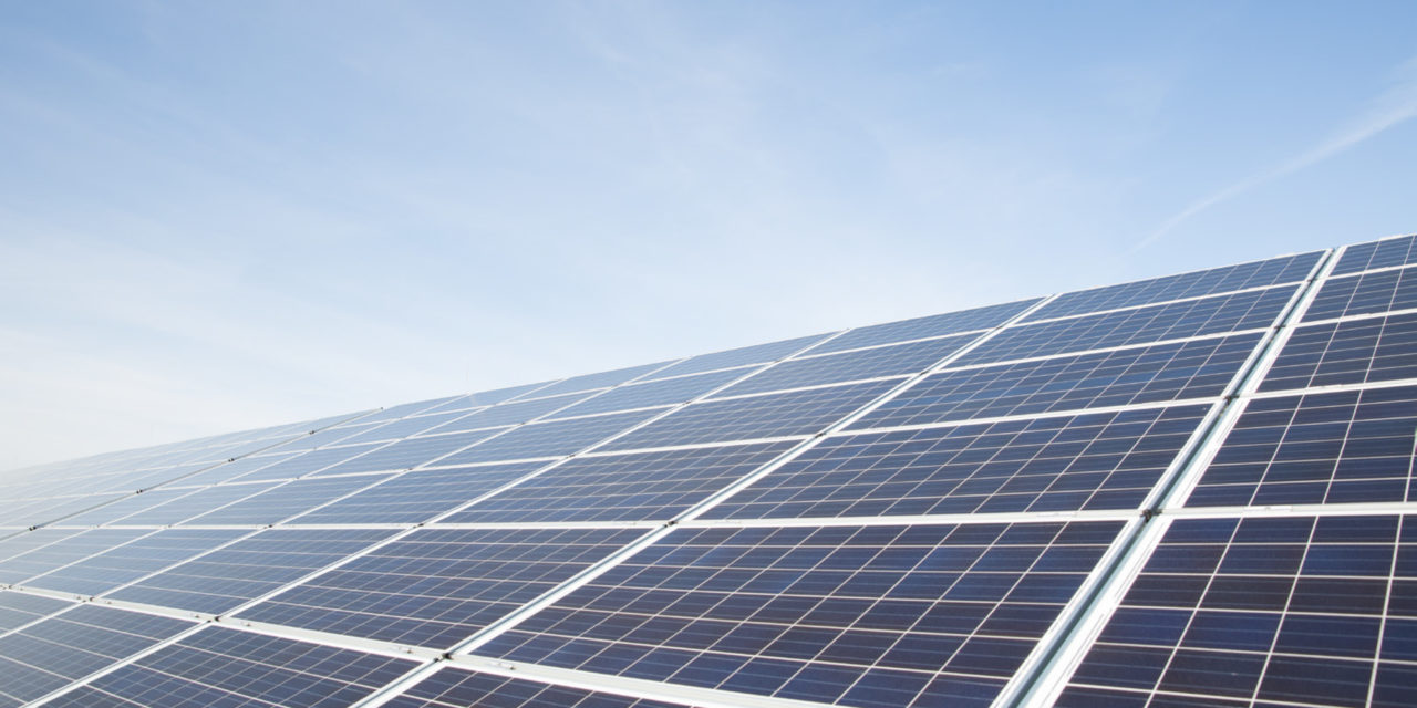 Future-proofing investment in renewable energy at Kingston Solar Farm