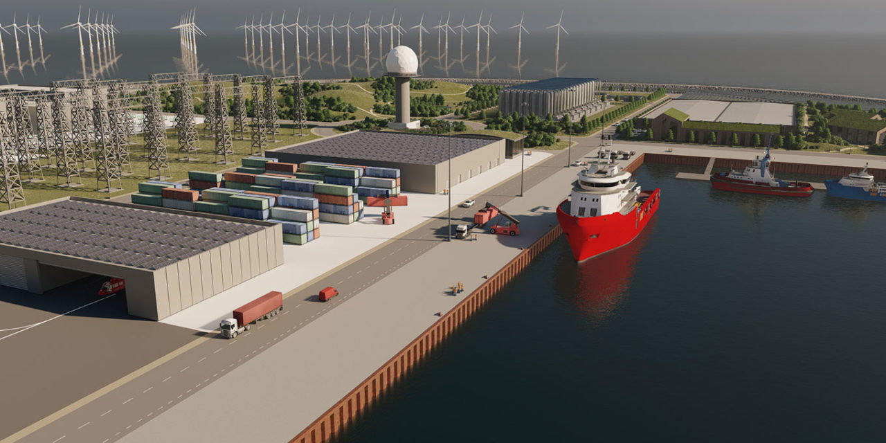 Ramboll to support the VindØ consortium