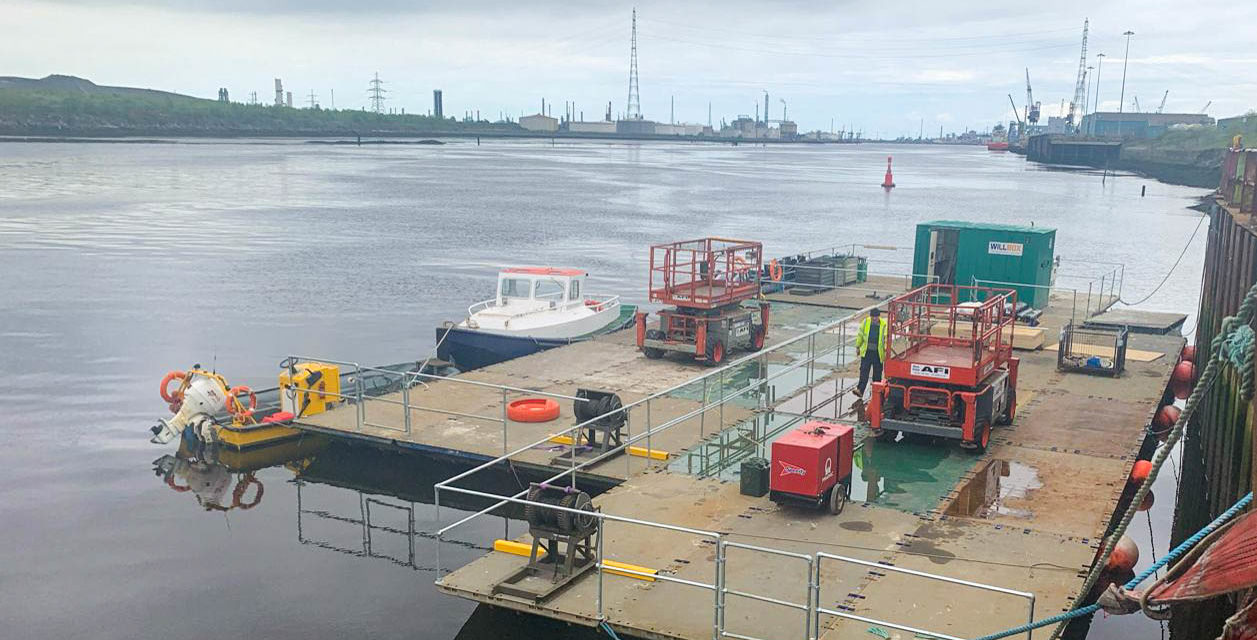 Manor Renewable Energy and Manor Marine in collaboration with North East Safety Boats