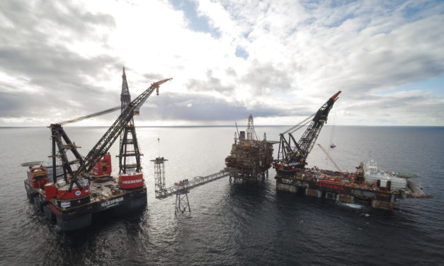 AF Offshore Decom and Heerema team up for Brae Bravo removal