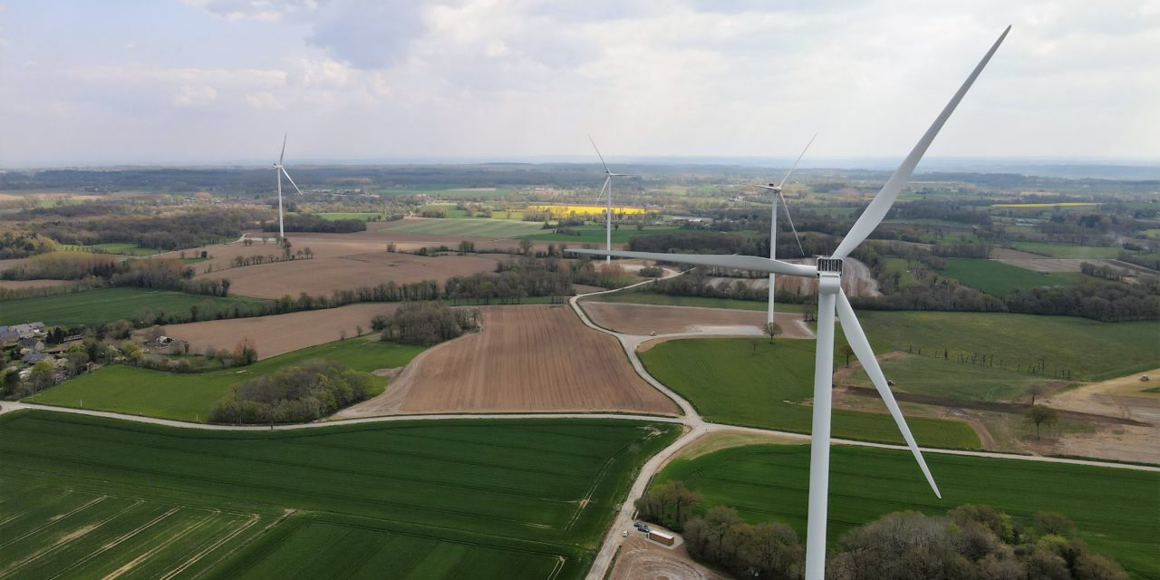Boralex commissions Bazougeais wind farm in France