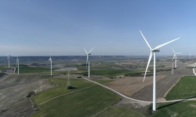 ACCIONA begins construction of Celada Fusión wind farm in Spain