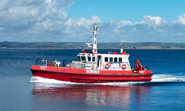 Manor Renewable Energy secures new survey vessel