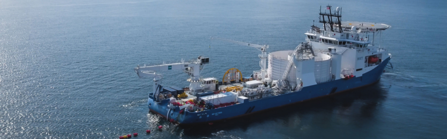 Delivering a subsea superhighway of electricity transmission